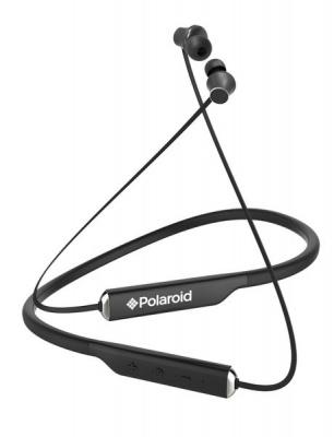 Photo of Polaroid SA Polaroid Pro Athletic Wireless Magnetic Earbuds - Black