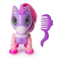 zoomer zupps unicorns crystal baby toy