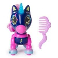 zoomer zupps unicorns midnight baby toy