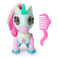 zoomer zupps unicorns breeze baby toy