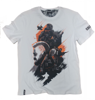 Call of Duty Black Ops 4 Specialists Mens T Shirt Image is Only to Depict T Shirt Design