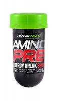 Nutritech Amino Pre Double Shot Bullets Lemon Lime Freeze 34g x 12
