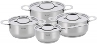scanpan brund energy cookware set of 4