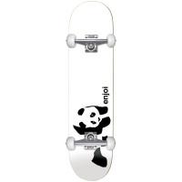 enjoi complete whitey panda white 775 skateboarding
