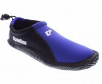 aqualine low cut booties shoe