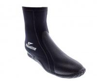aqualine high with zip booties shoe