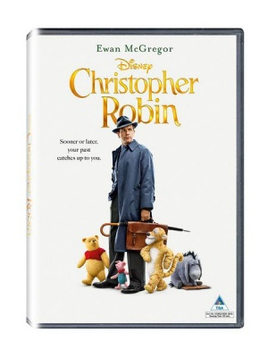 Photo of Christopher Robin