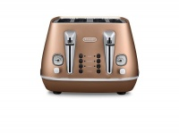 delonghi distinta 4 slice toaster toaster