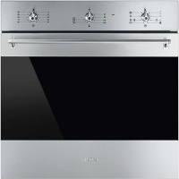 smeg 70l electric 60cm sf6385xsa oven