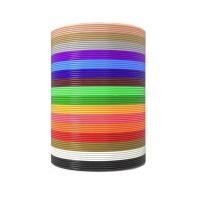 dikale 3d pen filament pla 16 colours 6 meter per colour