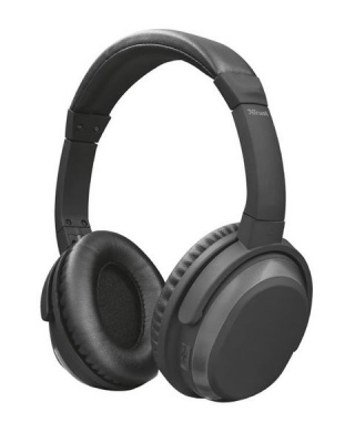 Photo of Trust Paxo Bluetooth Headphones with Active Noise Cancel