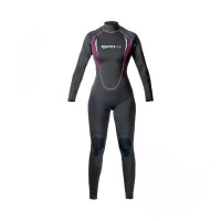mares aquazone womens 22mm manta wetsuit black surfing