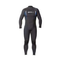mares aquazone mens 22mm manta wetsuit black swimming