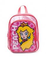 nintendo princess peach kids backpack gaming merchandise