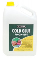 alcolin cold glue jerry can 5 litre paint
