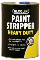 alcolin heavy duty paint stripper 5 litre paint