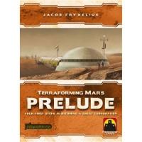 Terraforming Mars Boardgame Prelude