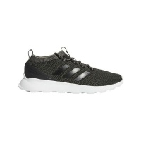 adidas Mens Questar Rise Athleisure Shoes BlackWhite