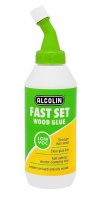 alcolin fast set wood glue 500ml paint