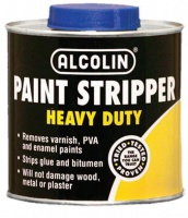 alcolin heavy duty paint stripper 500ml paint