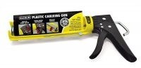 alcolin plastic caulking gun paint