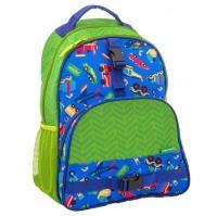 Stephen Joseph All Over Print Backpack Transportation