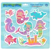 bath mix and match girl bath toy