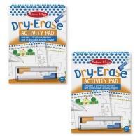 dry erase activity set of 2 art supply
