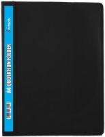Butterfly Quotation Folders Pvc 180 A4 Black
