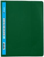 Butterfly Quotation Folders Pvc 180 A4 Green