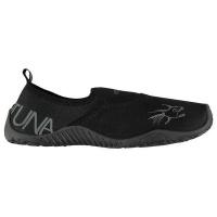 hot tuna mens aqua water shoes black parallel import shoe