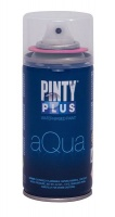 pinty plus water based spray paint 150ml crimson red art supply