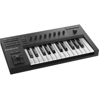 native instruments komplete kontrol a25 usb keyboard midi controller