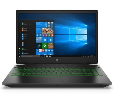 "Photo of HP Pavilion Intel Core i7-8750H 15.6"" Gaming Notebook - Black"