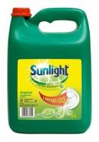 Sunlight Dishwashing Liquid 5L