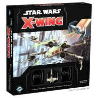 Star Wars X Wing Star Wars X Wing Core Set 2nd Edition Board Game
