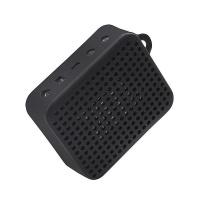 tuff luv silcone case cover for jbl go 2 black audio accessory