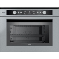 whirlpool 6th sense inox steam amw 599ixl oven