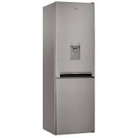 whirlpool 315l freestanding fridge freezer bsnf 8101 ox fridge
