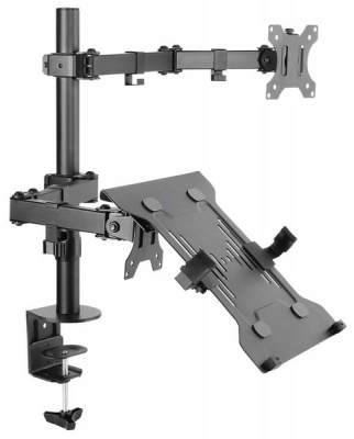 """Photo of Brateck Bracket For 13 - 32"""" And Notebook Up To 8Kg"""