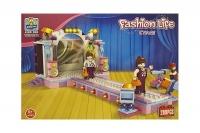 Cottonbox Building Blocks Fashion Life Stage 289 Pieces