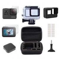 action camera accessory kit for gopro hero 765 black kit