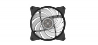 coolermaster masterfan ml120r rgb chassis cooling fan