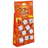 Rorys Story Cubes Rory Story Cubes Original Hangtab
