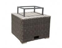 Fine Living Elements Lounge Rattan Table Base