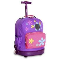 rolling backpack krb aroma backpack