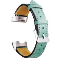 killerdeals leather replacement band for fitbit charge 3