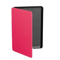 kindle paperwhite 2018 flip cover case auto sleep pink