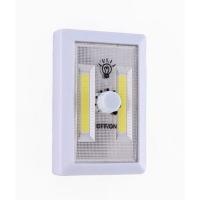 kingavon 3w cob switch with dimmer