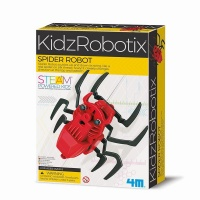 4m spider robot electronic toy